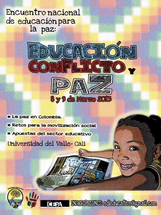 Encuentro Nacional De Educación Para La Paz