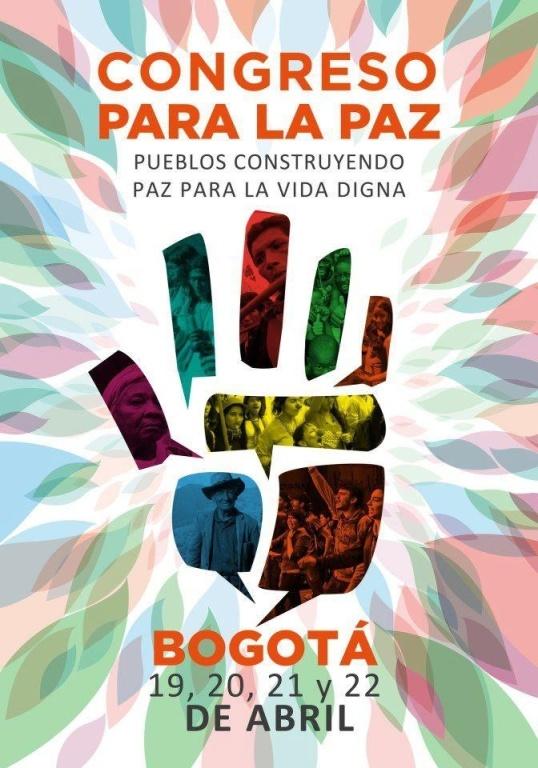 Congreso De Paz Una Propuesta De País Para La Vida Digna